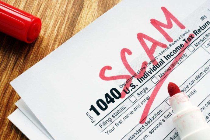 1040-scam
