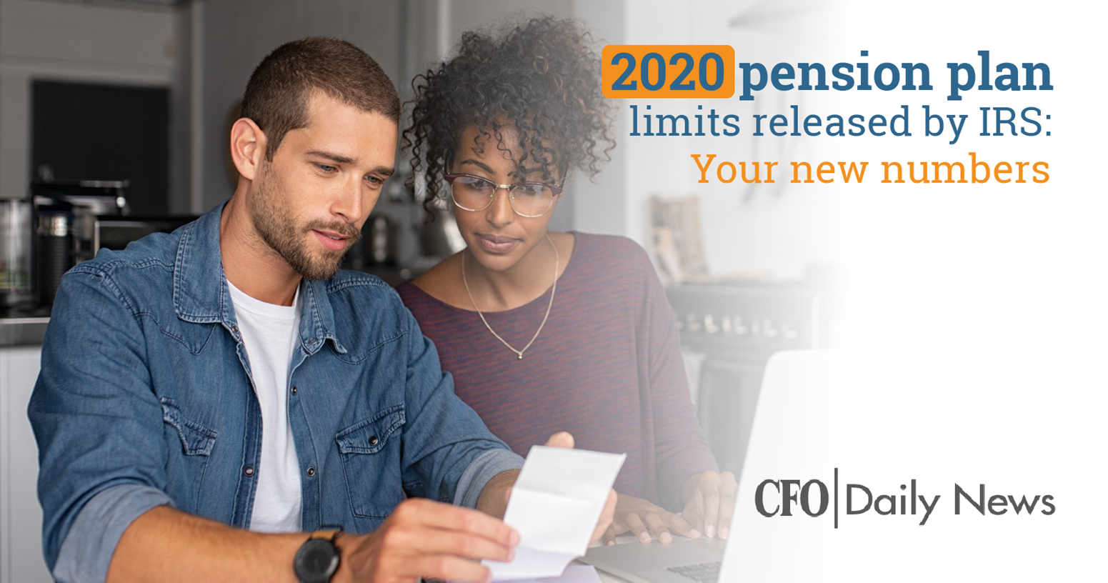 2020 Pension Plan Limits Released By IRS