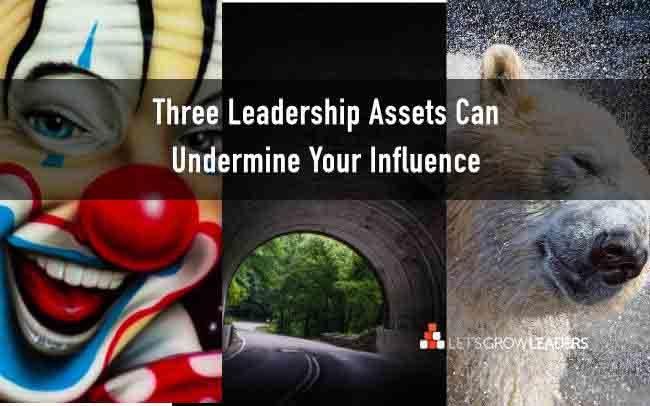Undermine leadership presence