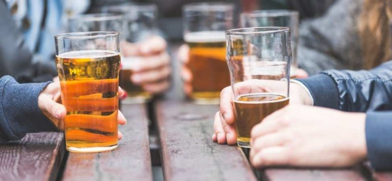 Alcohol-hiatus