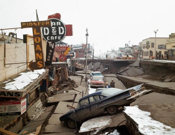 Anchorage alaska march 27 1964