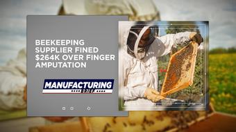 Beekeeping supplier fined