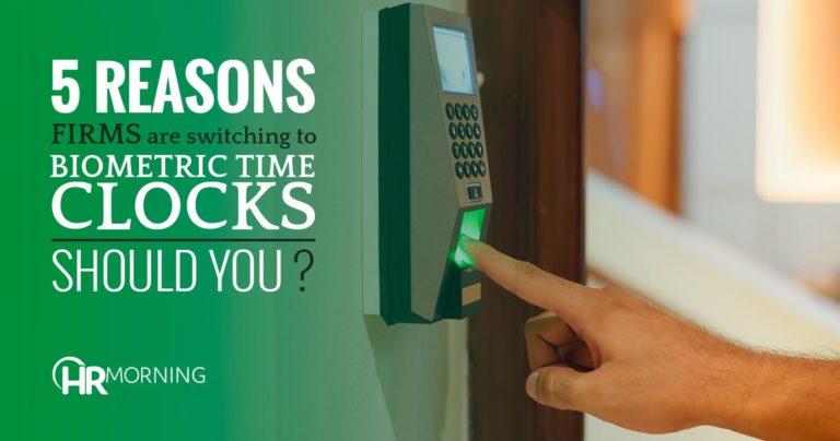 Biometric time