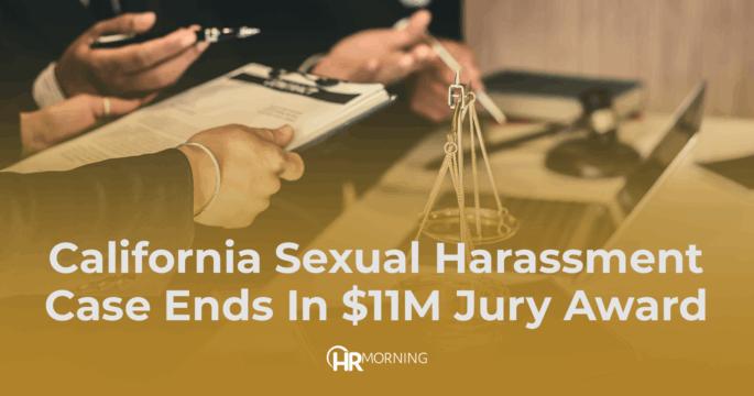 California-sexual-harassment-case