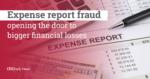 Expense Report Fraud
