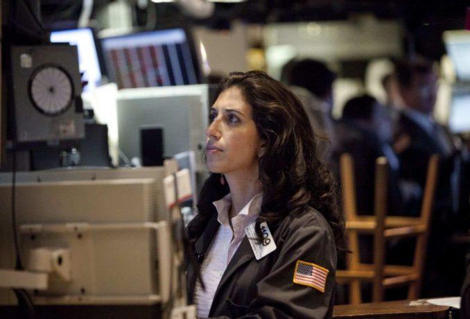 Female-trader