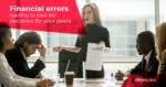 Financial Errors