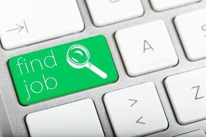 Find job on computer