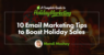 Holiday-marketing
