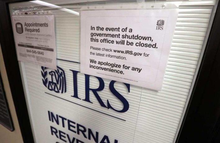 Irs-shutdown