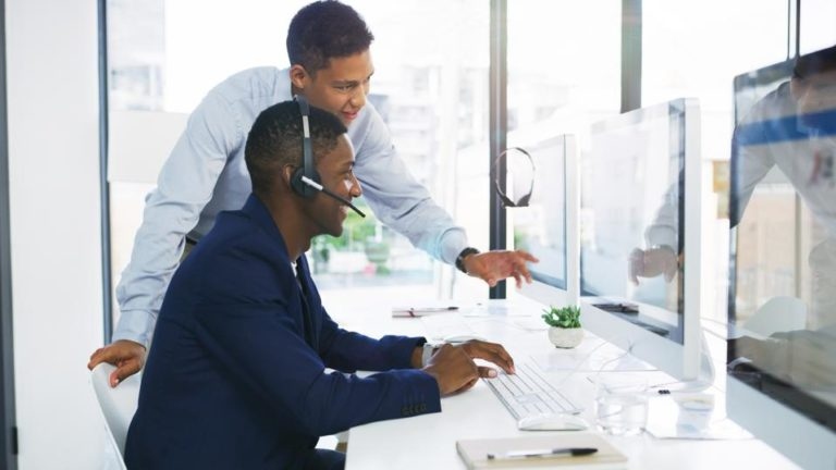 Leading a sales team
