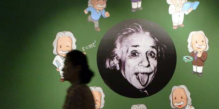 Many faces of albert einstein