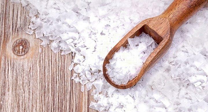 Mediterranean sun dried sea salt