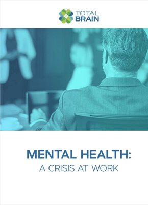 Mental health a crisis at work