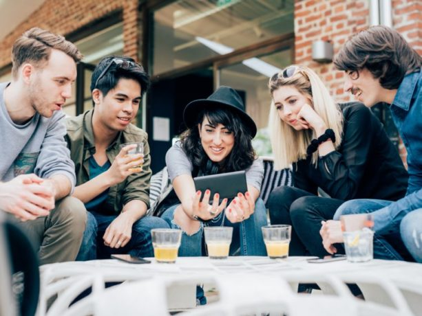 Millennials-at-leisure
