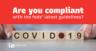 New covid19 screening rules
