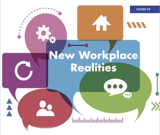 New workplace realities