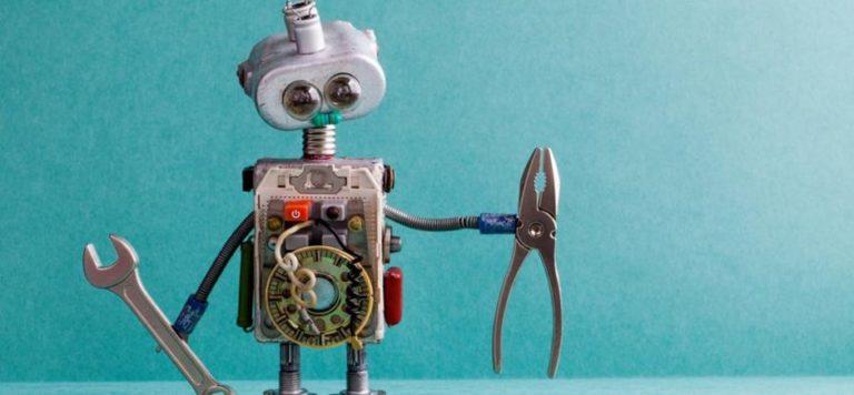 Parts-robot