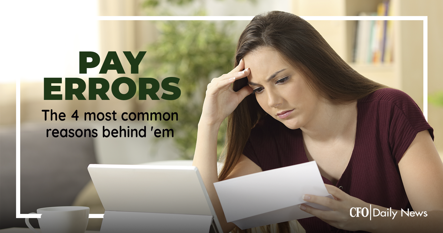 Pay errors