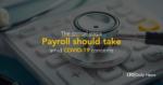 Payroll Should Take