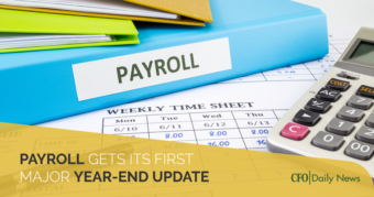 Payroll year end update
