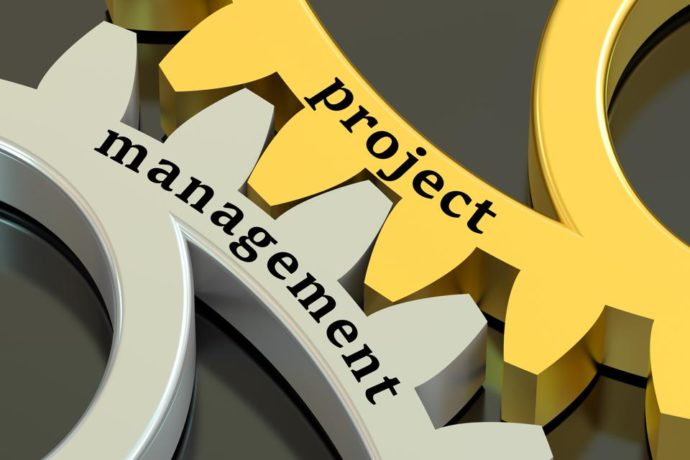 Project management gears