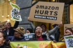 Protesters of Amazon's New York Build
