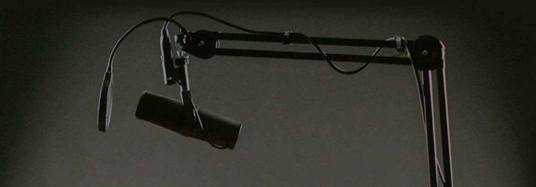 Recording-microphone