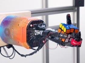 Robot-hand-using-rubiks-cube