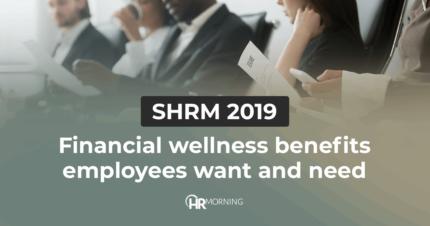 SHRM Wellness Benefits Cover