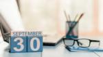 September 30th