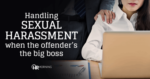 Sexual Harassment Cover