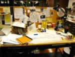 Sloppy Desk