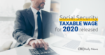 Social Security Taxable Wage