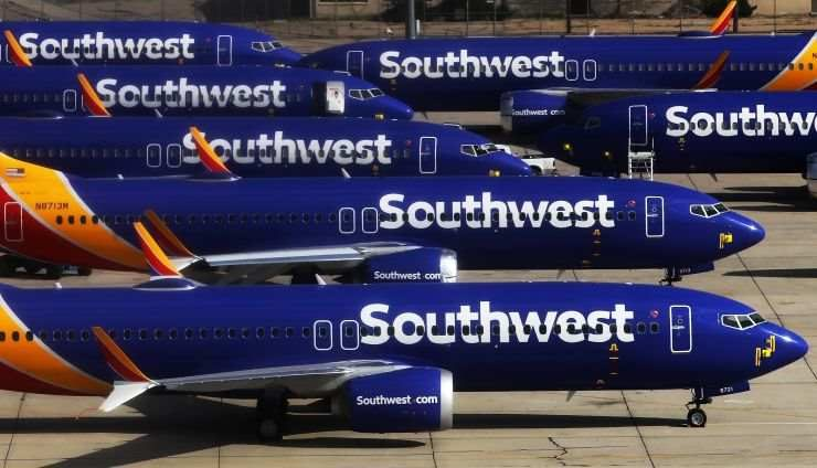 Southwest-airlines-boeing-737-max-aircraft