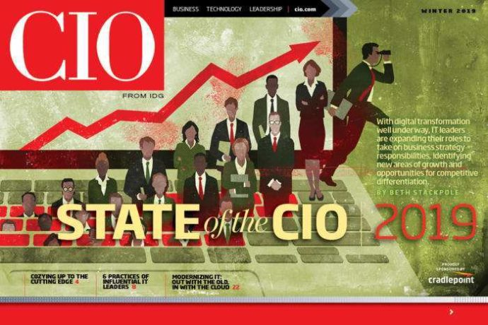 State of the cio 2019