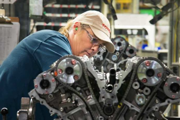 Toyotya-manufacturing