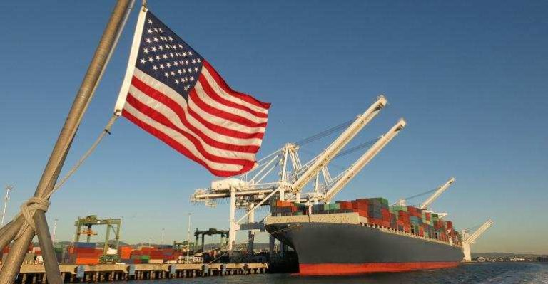 Us-flag-shipping-port