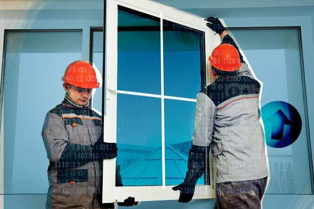 Windows-installation