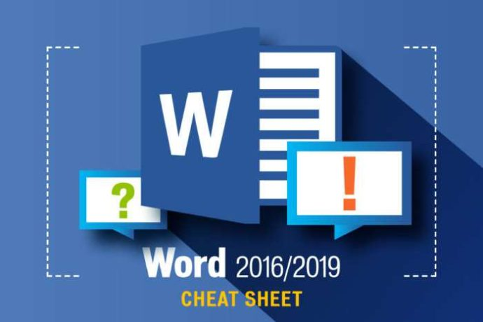 Word-2016-and-2019-cheat-sheet