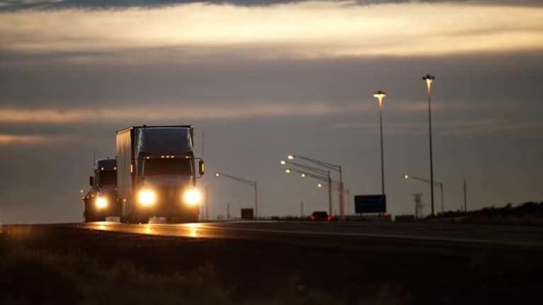 Longhaul-trucking
