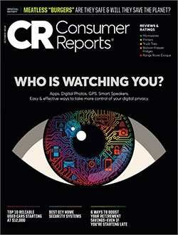Consumer reports sept 19
