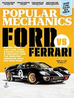 Popular Mechanics Nov 19