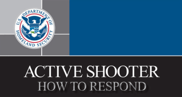 Active Shooter Preparedness Plan: For Your Organization