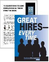 Great Hires – Every Time