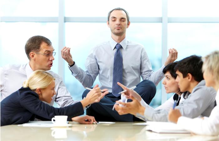 [Group Registration] Managing Difficult People