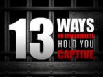 13 Ways HR Spreadsheets Hold You Captive