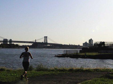 Morning jog 2