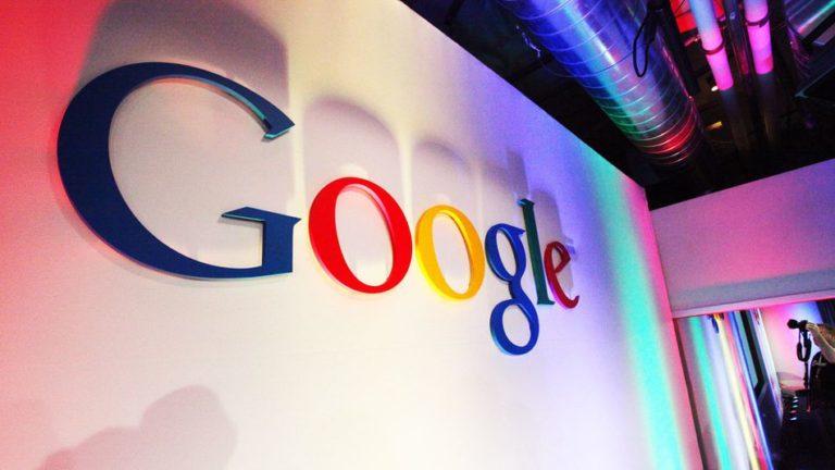 Google-lights