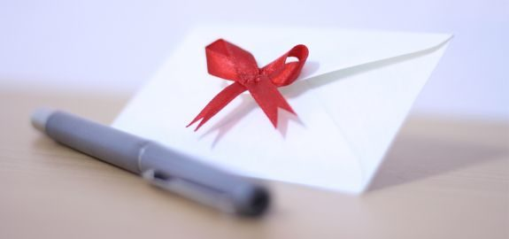 Love letter pan 24432